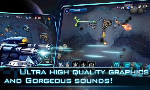 Galaxy Defense 1.2.3 screenshots 2
