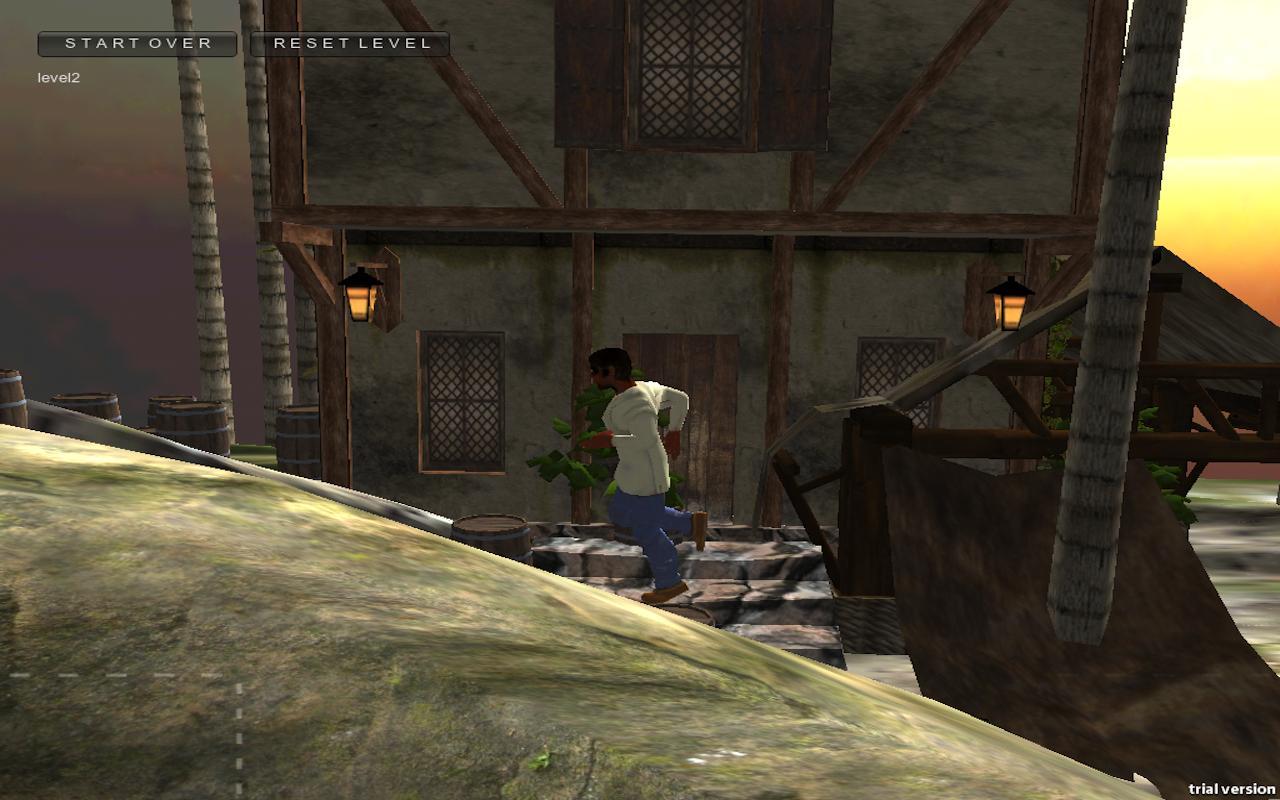 Jumper 3D- screenshot