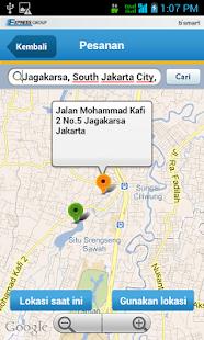 Taksi Express - screenshot thumbnail