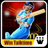 Bat2Win Cricket, Free Talktime