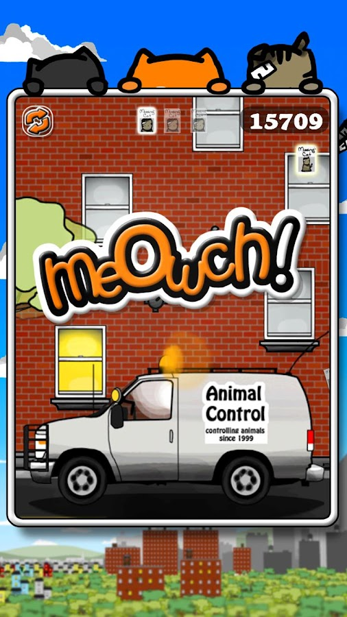 Meowch!- screenshot