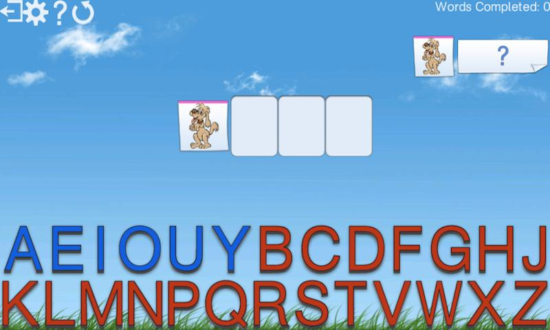 Montessori Words &Phonics Free - screenshot