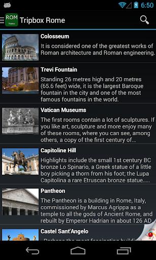 Tripbox Rome