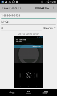 Fake Call - screenshot thumbnail