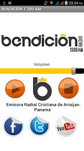 Bendicion Radio- screenshot thumbnail