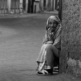 waiting by Anna Tatti - People Street & Candids (  )