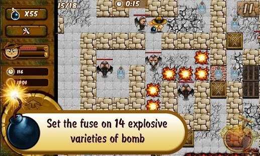 Bombergeddon Free - screenshot thumbnail