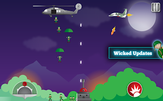 Screenshot of Air Strike Classic
