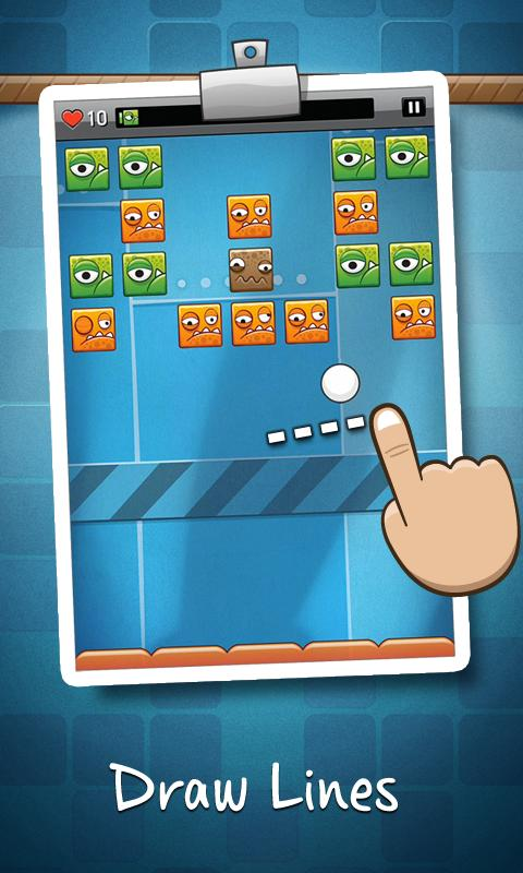 Draw Breaker - screenshot