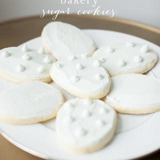 Bakery Sugar Cookies