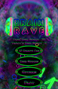 Brain Rave- screenshot thumbnail