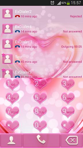 ExDialer粉红