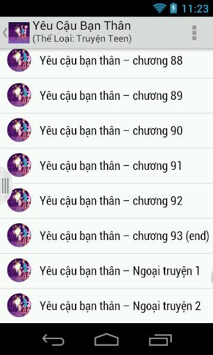 Yeu Cau Ban Than - Truyen teen