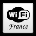 Free WiFi – France – Free logo