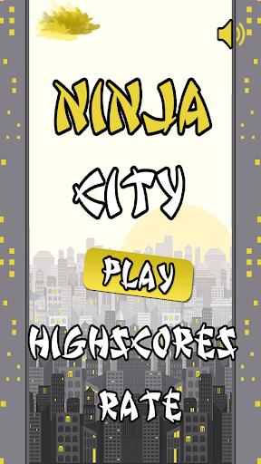 Ninja City Jump