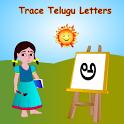 Trace Telugu English Alphabets icon