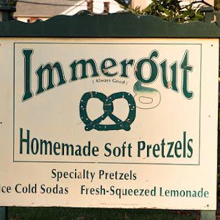 Amish Style Soft Pretzels