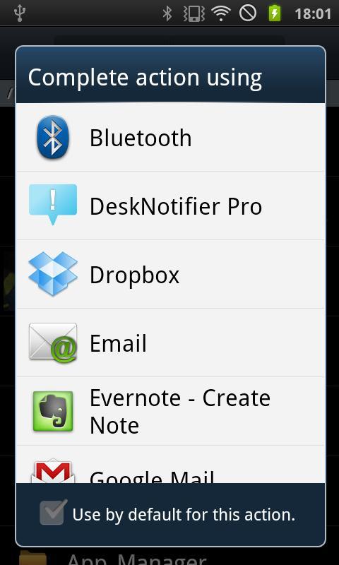 DeskNotifier Pro - screenshot