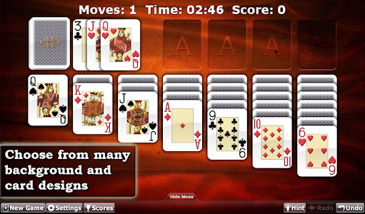 Solitaire Double-Deck HD v2.4.1
