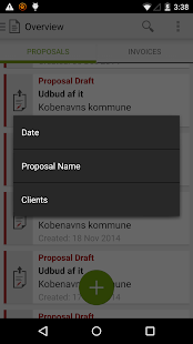 Proposal Engine- screenshot thumbnail