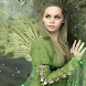 Sparkly Green Fairy LWP