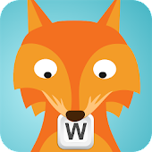 Word4Word: boggle Foxy to win!