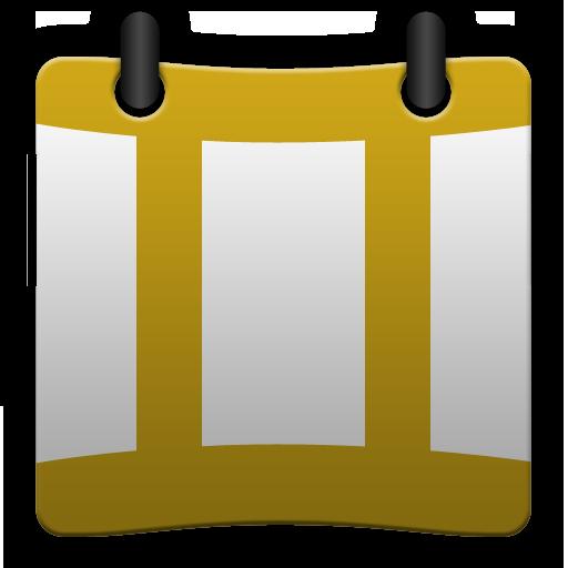 Gemini Calendar LOGO-APP點子
