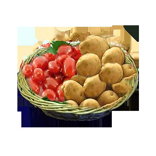 tomato pk potato
