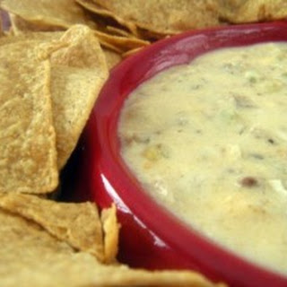 Slow Cooker Spicy Sausage & Beer Cheese Dip.