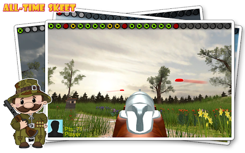 All-Time Skeet – Miniaturansicht des Screenshots