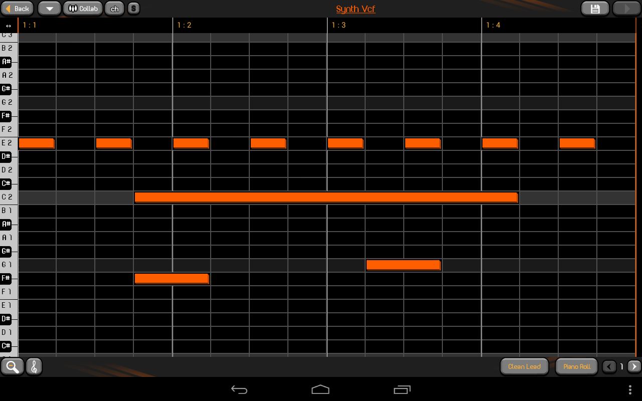 PocketBand - Social DAW - screenshot