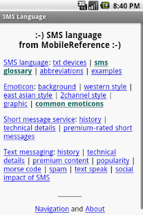 Text Message — SMS — E-Mail — Chat