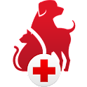 Pet First Aid - Red Cross icon