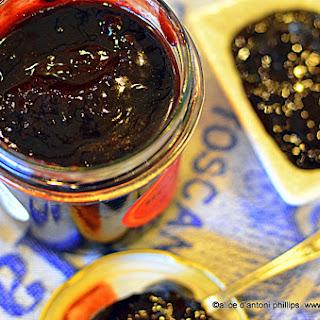 ~dark Red Cherry Bbq Sauce~.