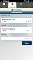 Screenshot of Citizens Bank MorgantownMobile