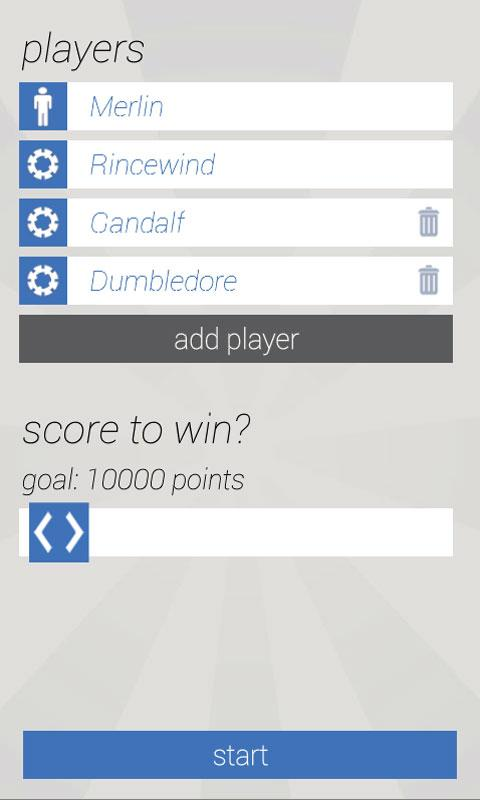 Knobeln - Dice Game- screenshot
