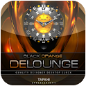 Luxus Clock Widget DE LOUNGE icon
