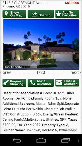 Arizona Homes