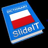 SlideIT Polish QWERTY Pack