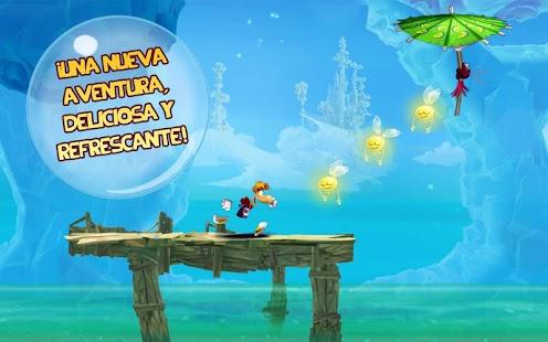 Rayman Fiesta Run - screenshot thumbnail