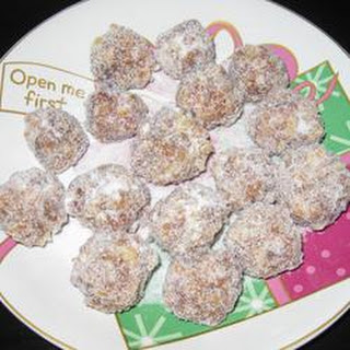 Christmas Casserole Cookies I