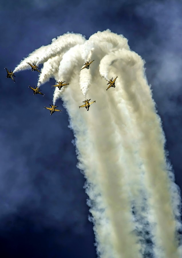 Singapore Airshow 2014 by Jijo George - News & Events World Events ( fighter plane, air force )