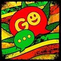 GO SMS Pro Theme marijuana