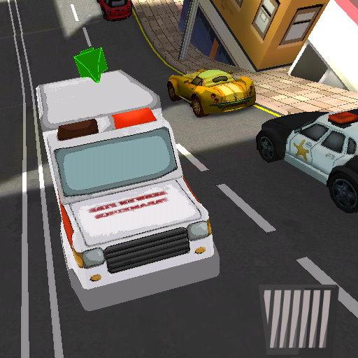 Ambulance Simulator 2 模擬 App LOGO-APP開箱王