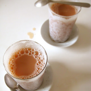 Masala Chai Tea Time.