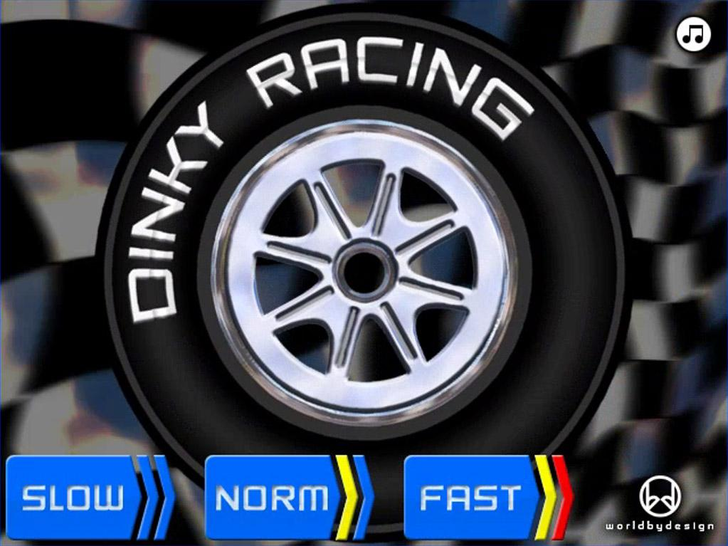 Dinky Racing- screenshot