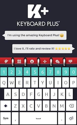Keyboard Plus Calendar