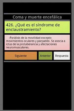 Neurologia en preguntas cortas 4.0 screenshot 1549355