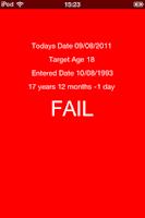 Screenshot of Age Verify Free