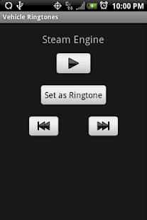 VEHICLE Ringtones - screenshot thumbnail